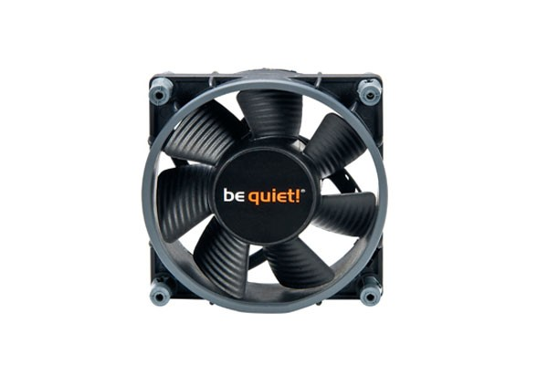 Be Quiet Case Fan Shadow Wings SW1 140mm Mid-Speed BQT T14025-MR-2 (140x140x25mm)