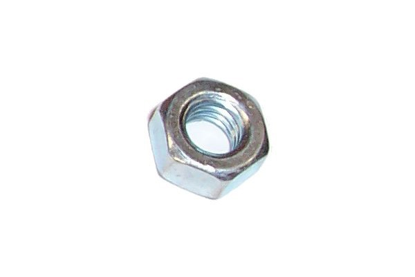 Mutter DIN 934 M8 hexagonal head screw zinc coated