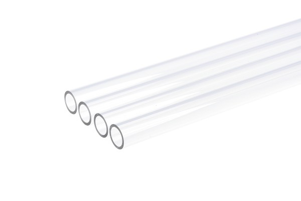 Alphacool HardTube 16/13mm plexi clear 60cm - 4pcs