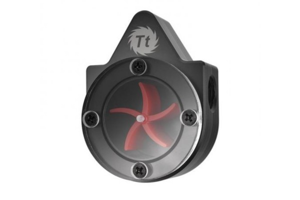 Thermaltake Pacific Flow Indicator One - Black