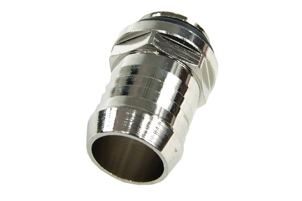 """13mm (1/2"""") barbed fitting G1/4 with O-Ring (FatBoy)"""