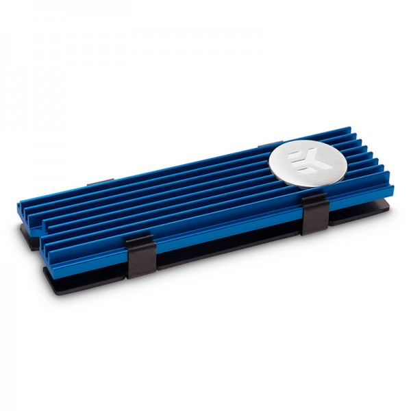 EK Water Blocks EK-M.2 NVMe Heatsink - blue