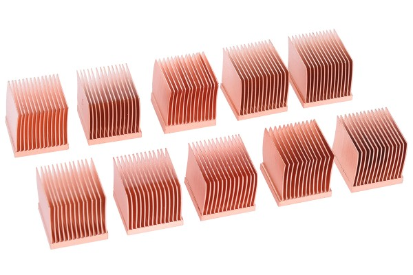 Alphacool GPU RAM Copper Heatsinks 14x14mm - 10pcs