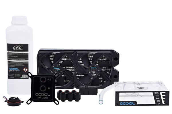 Alphacool NexXxoS Cool Answer 240 LT/ST - kit