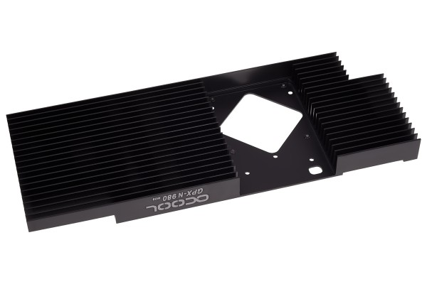 Alphacool Upgrade-Kit for NexXxoS GPX - Nvidia Geforce GTX 980 M08 - black (without GPX Solo)