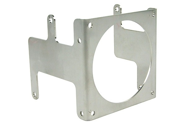 Alphacool Laing mounting plate with fan hole