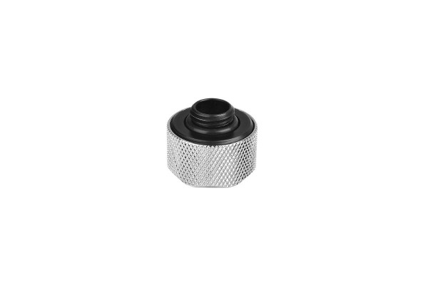 Thermaltake Pacific C-Pro HardTube compression fitting 16mm OD to G1/4 - Chrome