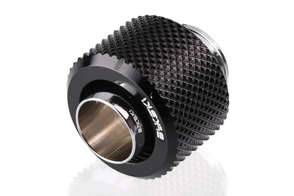 Bykski B-FT3-TN-V2-BK 13/10mm compression fitting - Black