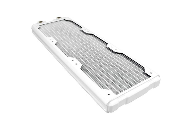 Black Ice Nemesis radiator GTS 360 - satin white