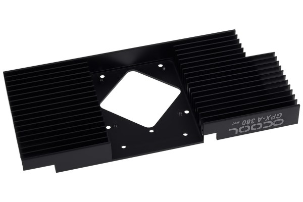 Alphacool Upgrade-kit for NexXxoS GPX - AMD R9 380 M07 - black (without GPX Solo)
