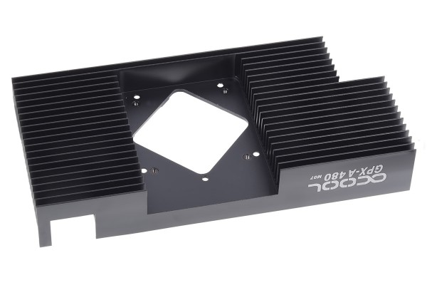 Alphacool Upgrade-kit for NexXxoS GPX - AMD R9 480 M07 - black (without GPX Solo)