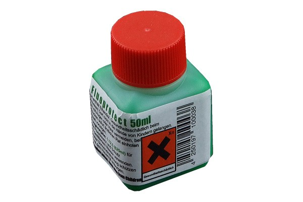 water additive UV Green FluoProtect 50ml