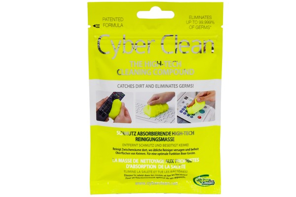 Cyber Clean Home & Office Zip Bag 80g