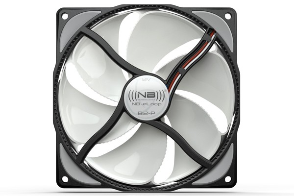 Noiseblocker NB-eLoop B12-P Bionic fan ( 120x120x25mm )