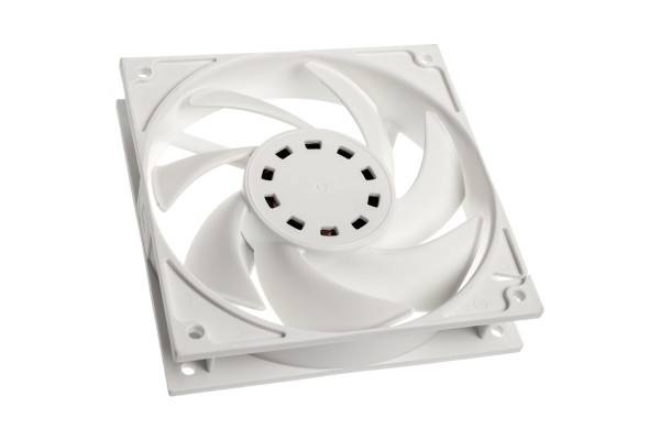 EK Water Blocks EK-Vardar EVO 120ER BB PWM fan - 2200 rpm, white (120x120x25mm)
