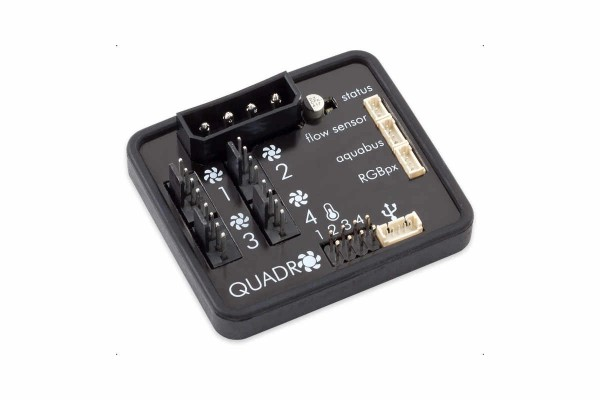 Aquacomputer QUADRO Fan Controller for PWM-Fans
