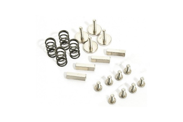 Aquacomputer Screw set with mechanical stop for cuplex kryos PRO/XT/HF