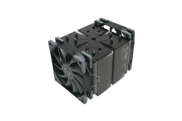 Scythe SCNJ-5000 Ninja 5 CPU air cooler - 120mm Intel/AMD
