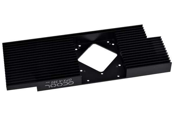 Alphacool Upgrade-kit for NexXxoS GPX - AMD R9 380 M06 - black (without GPX Solo)
