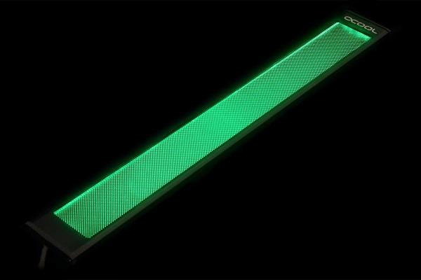 Alphacool Eislicht LED Panel - green