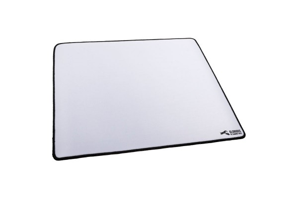Glorious PC Gaming Race mousepad - XL Heavy - white