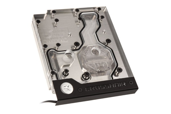 EK Water Blocks EK-FB ASUS C6H RGB Monoblock - Nickel