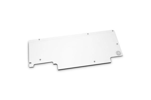 EK Water Blocks EK-Vector Trio RTX 2080 Backplate - Nickel