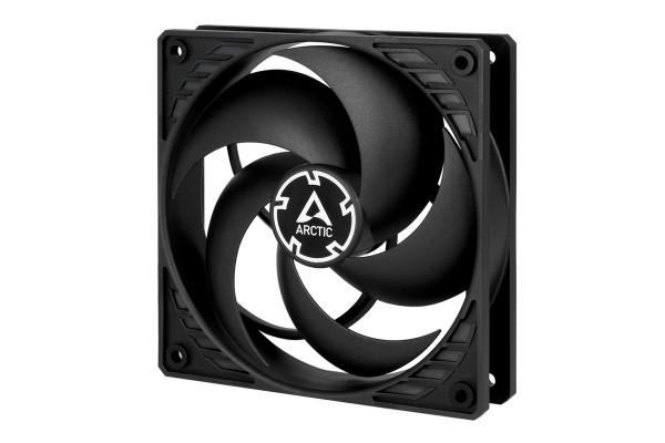 Arctic P12 PWM PST case fan (120x120x25mm) - black