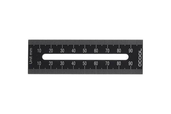Alphacool Eiskoffer - Ruler 90mm