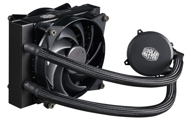 Cooler Master MasterLiquid 120 All-in-One water cooling Intel/AMD