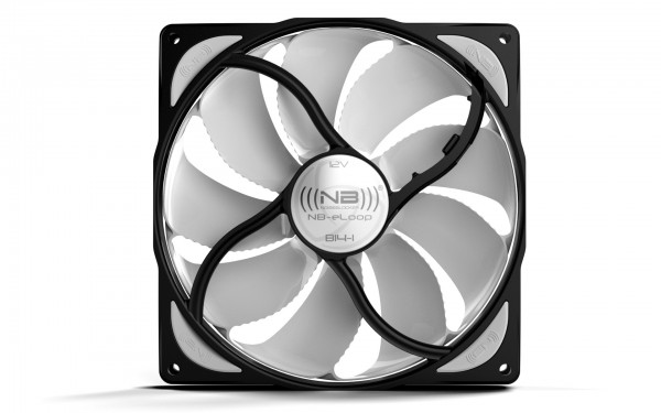 Noiseblocker NB-eLoop B14-1 Bionic fan 600U/min ( 140x140x29mm )