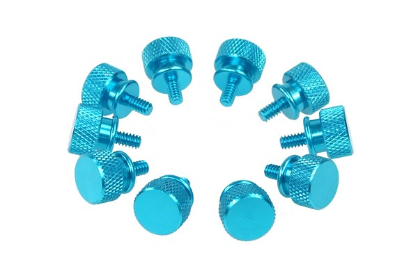 Thumbscrews case blue bigpack (10pcs)
