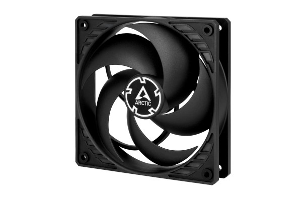 Arctic P12 PWM case fan (120x120x25mm) - black