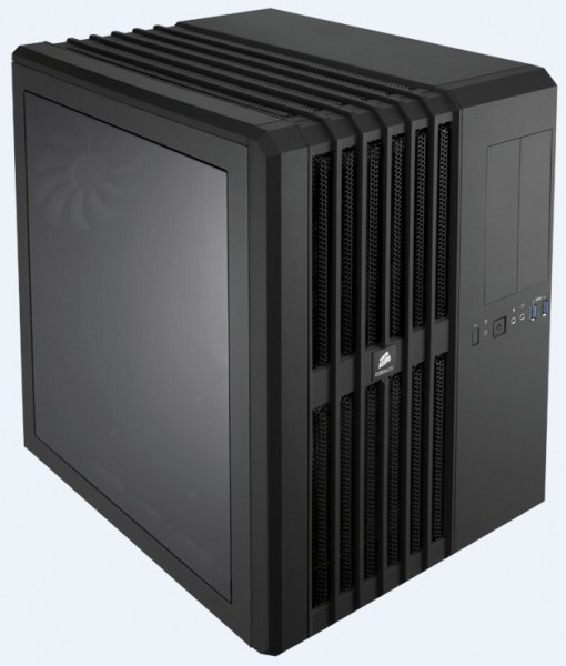 Corsair Carbide AIR 540 - schwarz