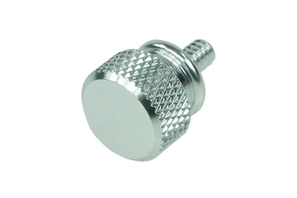 Thumbscrews case silver 1 piece