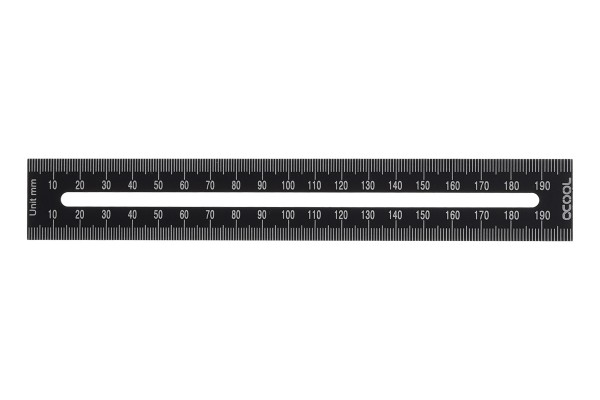 Alphacool Eiskoffer - Ruler 190mm