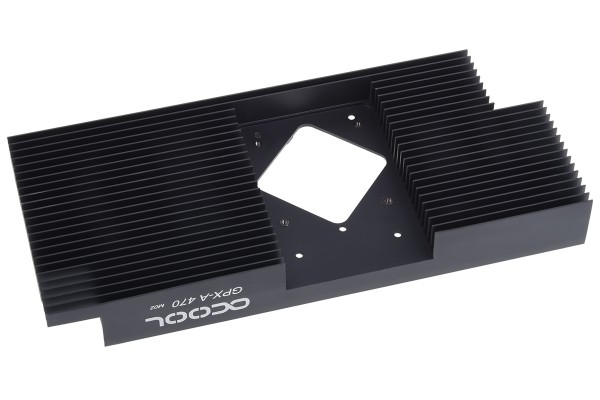 Alphacool Upgrade-kit for NexXxoS GPX - AMD R9 470 M02 - black (without GPX Solo)
