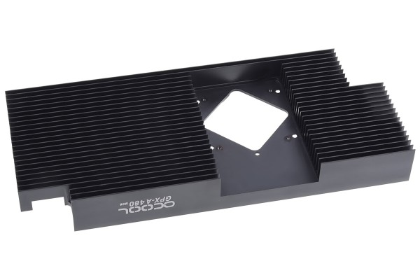 Alphacool Upgrade-kit for NexXxoS GPX - AMD R9 480 M08 - black (without GPX Solo)