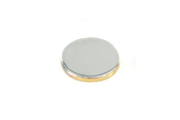 Monsoon Accent Disk - Chrome