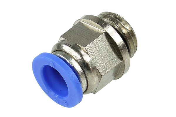 8mm G1/4 plug fitting - bl