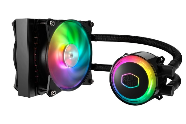 Cooler Master MASTERLIQUID ML120R ARGB All-in-One water cooling 120mm