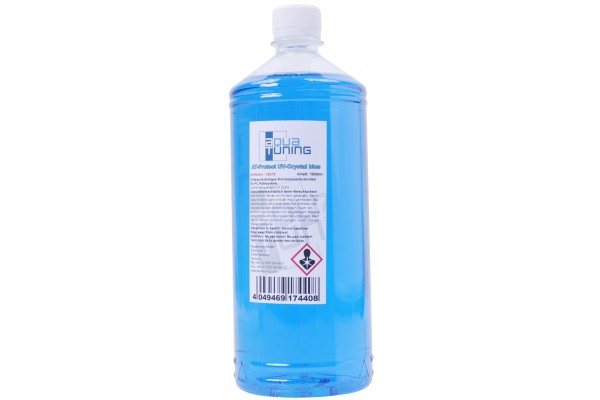Aquatuning AT-Protect-UV Crystal Blue 1000ml