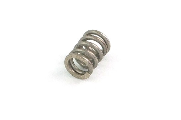stainless steel spring M4 x 8,5mm
