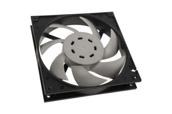EK Water Blocks EK-Vardar EVO 140S BB PWM - 1150 rpm, black/grey (140x140x25mm)