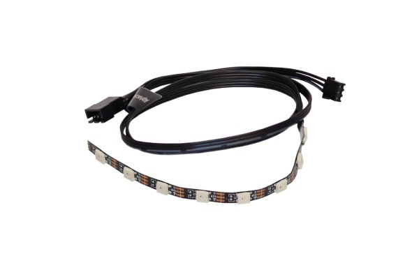 Alphacool Aurora LED flexible light 10cm - Digital RGB