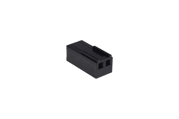 mod/smart Fan Power Connector 2Pin socket - black