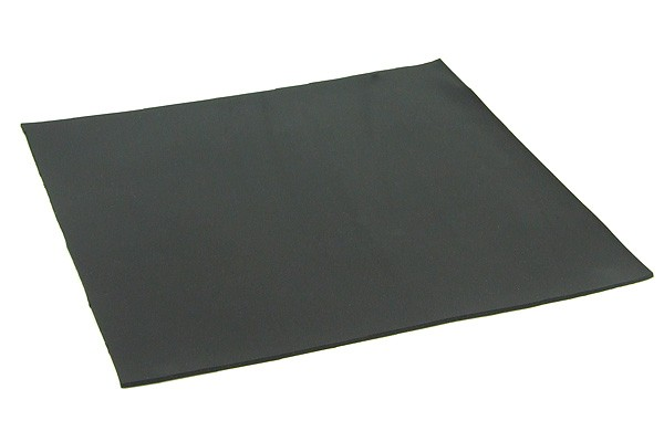 Neoprene sheet 300x300x3mm