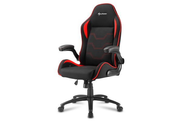 Sharkoon Elbrus 3 Gaming chair black/red