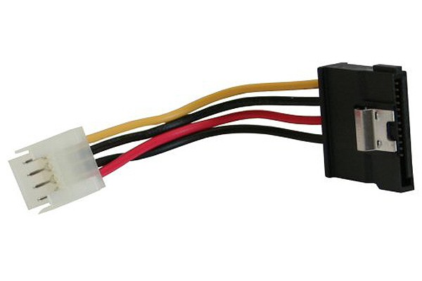 KAB SATA power adaptor cables socket to 15pin SATA