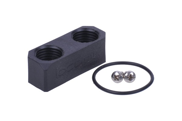 Alphacool HF 14 Smart Motion Mini cooler - black